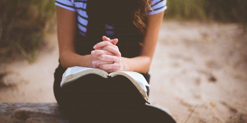 Volhard in gebed
